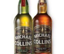 Whiskey de lujo Michael Collins