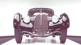 Exposición coches clásicos de Ralph Lauren