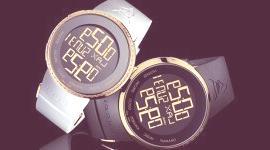 I Gucci, reloj de lujo