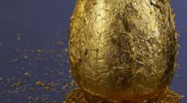 Huevo de Pascuas de lujo