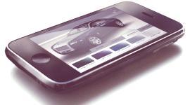 Aplicación de Rolls Royce para tu iPhone