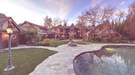 Nueva mansión de lujo de Britney Spears