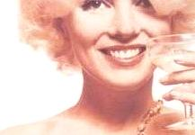 Champán en honor a Marilyn Monroe