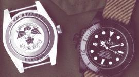 Rolex estilo James Bond