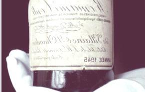 Un vino tinto de lujo