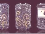Blackberry con diamantes