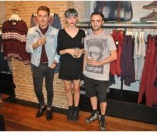 La Moda urbana de Diesel en la Vogue's Fashion Night Out