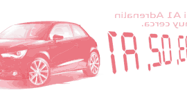 Concurso Audi A1 Adrenalin