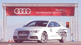 Cursos Audi Driving Experience, conducción deportiva