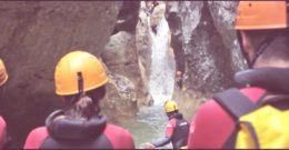 Deportes de riesgo en Huesca