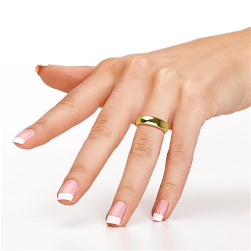 Qu poner en tu anillo de boda recomendaciones - Anillo de casado mano ...