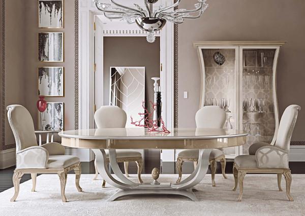 Los muebles m s caros para tu casa for Comedores finos