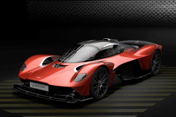 Aston Martin Valkryie