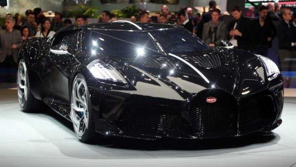 La Voiture Noire de Bugatti