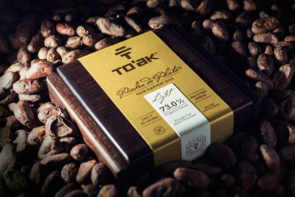 50 gramos de Chocolate To'ak
