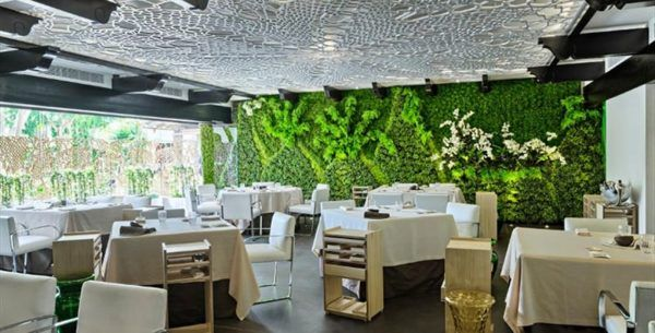 Restaurante de Dani García