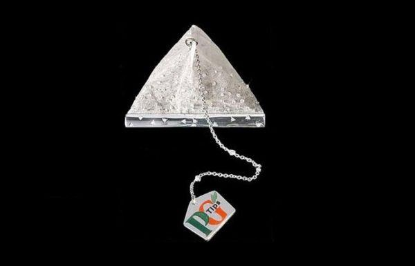 PG Tips Diamond Tea Bag